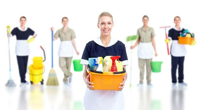 Top three benefits of hiring a cleaning company