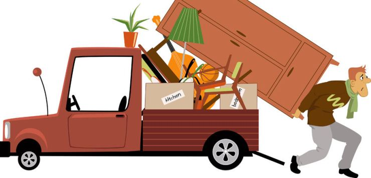 Common mistakes to avoid before hiring furniture movers