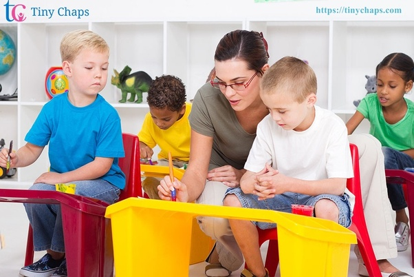 Salient features to look for in a nursery school